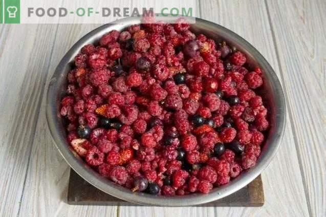 """Плодове и ягодоплодни """"Ароматни асорти"""""""