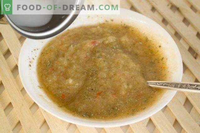 salsa chili piccante con cipolle e zenzero
