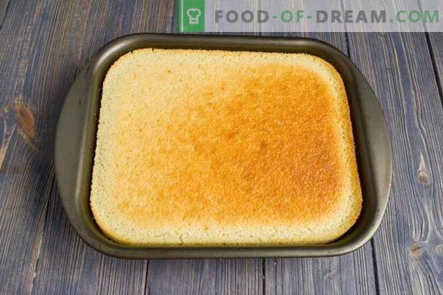 Домашна торта без брашно
