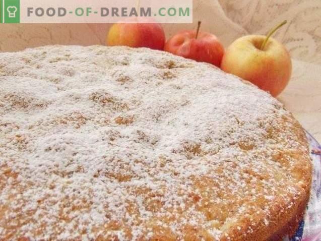 Ciasto z makiem jabłkowym