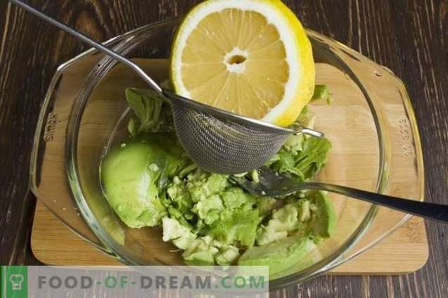 Гуакамоле - сос от авокадо