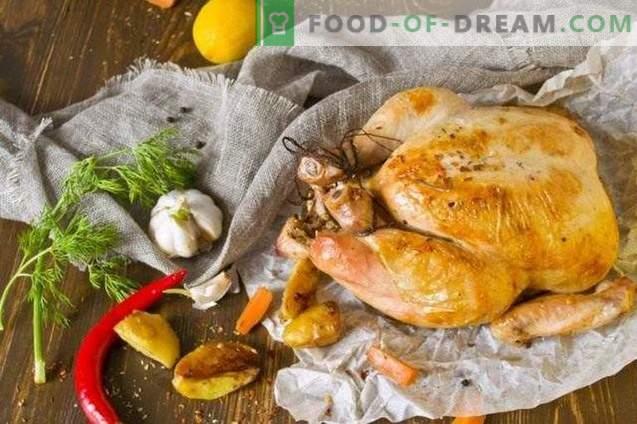 Пълнозърнено пиле