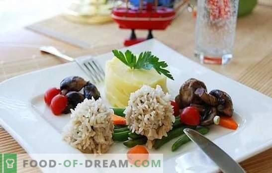 Ежици от мляно месо с ориз в тенджера - сочни кюфтета за всеки ден. Рецепти на таралеж с ориз в тенджера със сос и различни сосове
