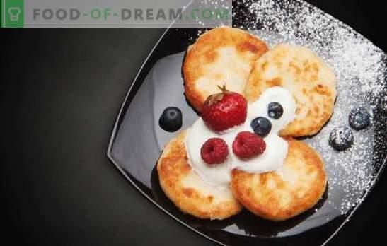 Pourquoi les cheesecakes ne fonctionnent-ils pas: brûler, se désagréger, sans saveur