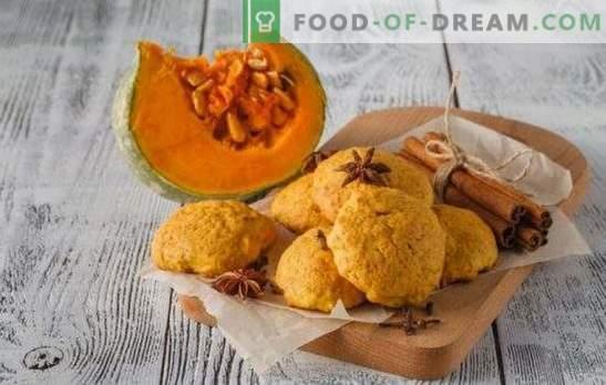 Ароматни, нежни овесени бисквити с тиква. Как да си направим истински бисквитки от овесена каша от тиква, като например в детска възраст