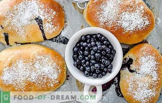 Пай с боровинки - за голяма радост! Рецепти за домашни боровинки: печени и пържени