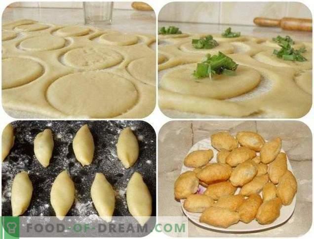10 рецепти от бутер тесто