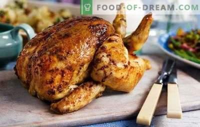 Błędy przy gotowaniu kurczaka w piekarniku: dlaczego jest twardy i bez smaku?