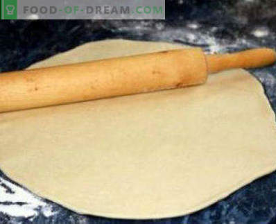 Hefepizza Hefe schnell, einfache Rezepte