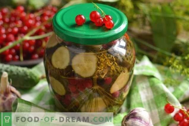 Мариновани кисели краставички