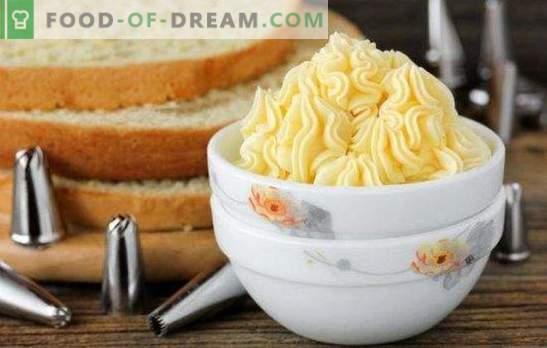 Захарта на жълтъците е вкусна! Няколко разновидности на яйчен крем върху жълтъците и десертите с него: пайове и мусове