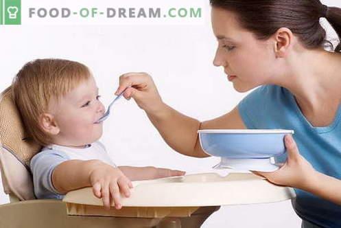 Пюре от тиквички за бебешка храна - най-добрите рецепти. Как да правилно и вкусно пюре тиквички.