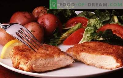 Turkey cutlets: tender and healthy meat dish. A selection of great everyday turkey chops recipes