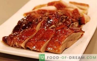Die Ente im Slow Cooker ist ein leckerer Vogel! Rezepte verschiedener Gerichte aus der Ente im Slow Cooker: gekocht und gebraten