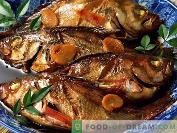 Празнична риба: най-добрите рибни ястия за празника