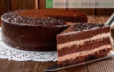 Ciasto wielkiej Pragi: przepisy ze zdjęciami, gotowanie krok po kroku. Wybór receptur najlepszych praskich ciast ze zdjęciami