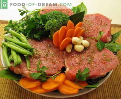 Wołowina pieczona w piekarniku - najlepsze przepisy. Jak prawidłowo i smacznie gotować wołowinę w piekarniku.