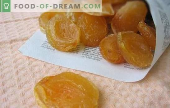 Захаросаните кайсии са вкусен десерт и основа за творчество. Вкусни ястия с захаросани кайсии - създайте!