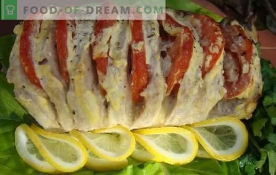 Свинско с домати - почивка на масата! Рецепти за сочно, ароматно свинско с домати: пържени, задушени, печени и със сос