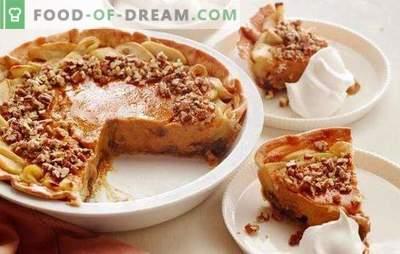 Pyragas su graikiniais riešutais - galia smegenims, džiaugsmas skrandžiui! Receptai naminiams riešutų pyragams saldus gyvenimui