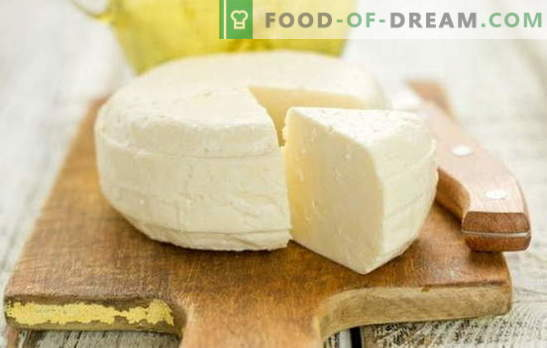 Домашно сирене от мляко и кефир е вкусен, нежен и най-важният естествен продукт. Доказани и оригинални рецепти за домашно сирене, приготвено от мляко и кефир