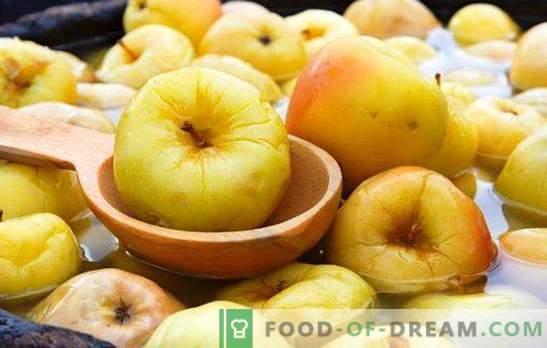 Белени ябълки у дома - укрепление е започнало! Най-добрите рецепти за печени ябълки у дома в бъчви и кутии