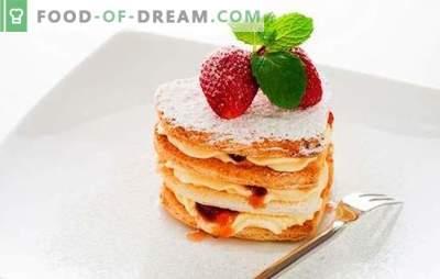Sladice brez peke - preproste sladkarije za veselje! Recepti za različne domače sladice brez peke, medenjaki, sadja, skute