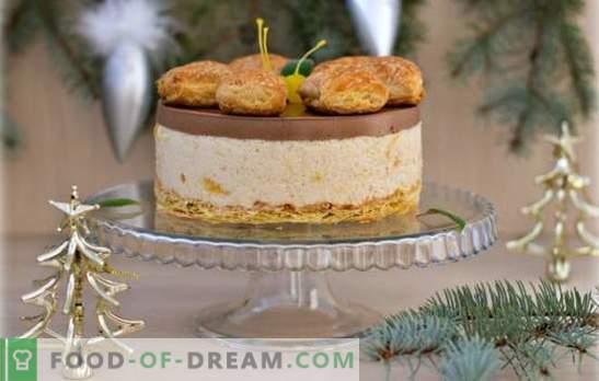 Голата торта е нова тенденция в производството на сладкарски изделия. Рецепти и интересни идеи за дизайн на съвременни голи торти