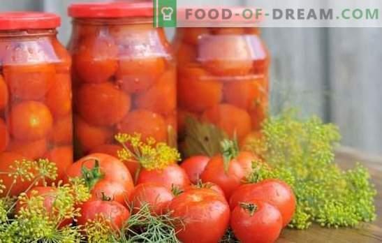Aspirin Tomatoes: Алтернатива на конвенционалното ецване. Традиционни и оригинални рецепти за домати с аспирин