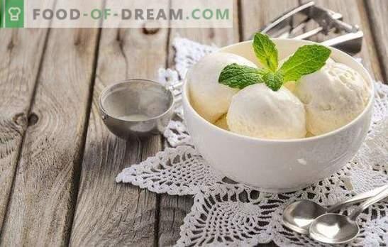 Сладолед от мляко у дома е натурален продукт! Рецепти за вкусен сладолед от мляко у дома