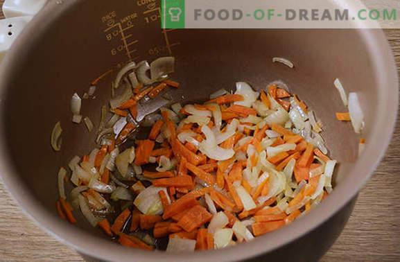 Зелето в бавна печка е здравословна гарнитура за хранене. Как да задушите зеле в бавен котлон: стъпка по стъпка рецепта със снимки