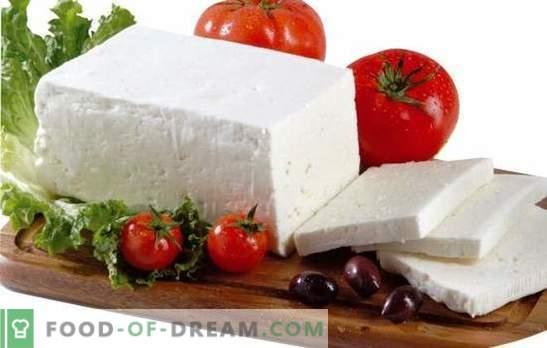 Как се приготвя сиренето: проста и достъпна технология за домашни производители на сирене. Как да готвя домашно сирене: рецепти, изпитани с времето