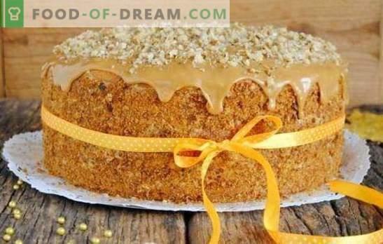 Една проста торта за пет минути е възможна! Селекция от най-лесните рецепти за бързи и вкусни сладкиши: бързи и вкусни