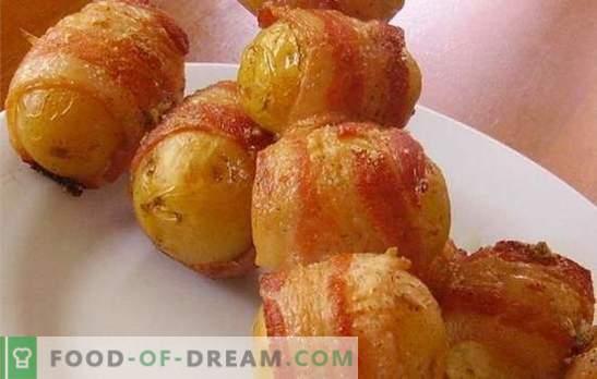 Картофи с гърди: едно име - хиляда опции! Любими и нови рецепти за картофи с гърди: говеждо, свинско, телешко, агнешко, еленско