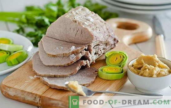 Как да готвя говеждо сочно и бързо? Колко да се готви говеждо за бульон, салата или жълтеникаво месо