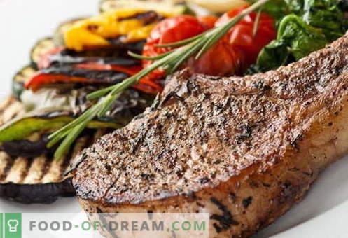 Странични ястия за месо - най-добрите рецепти. Как да правилно и вкусно да се готви гарнитура за месо.