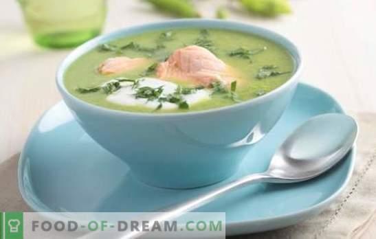 Рибена супа от приятел - полезна, проста, вкусна. Най-добрите рецепти на кета супа (от главата, опашката, перките) за всеки вкус: с зърно и царевица