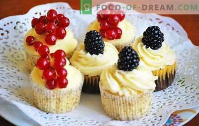 Skanus grietinėlė: ką galite iš jo paruošti? Pasirinkite geriausią receptą skaniems grietinėlėms tortams, naminiams pyragams ir kitiems desertams.