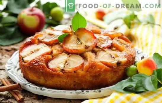 Ябълков пай в бавен котлон - вкусен и лесен десерт Различни варианти на ябълков пай в бавен котлон
