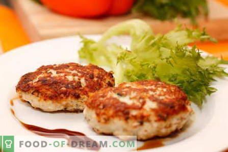 Горещите банички са най-добрите рецепти. Как да правилно и вкусно готви говеждо банички.