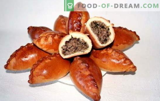 Чернодробните котлети са подхранващо руско ястие. Рецепти за различни пайове с черен дроб: в тиган и във фурната, с добавка на ориз, картофи, яйца