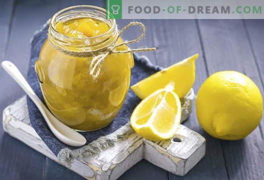 Лимоново сладко: как правилно да правим лимоново сладко