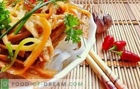 Зеленчуци в сос терияки - ароматни, червени, сочни! Рецепти за приготвяне на различни зеленчуци със сос от терияки във фурната, на печка, на скара