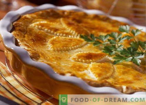 Картофено готвене - най-добрите рецепти. Как да правилно и вкусно готви картофка готвене.