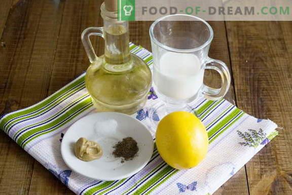Домашна майонеза без яйца за 10 минути