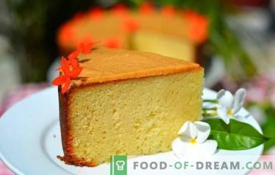 Суха бисквита е най-простата основа на прекрасни сладкиши. Рецепта и технология за печене на сухи бисквити