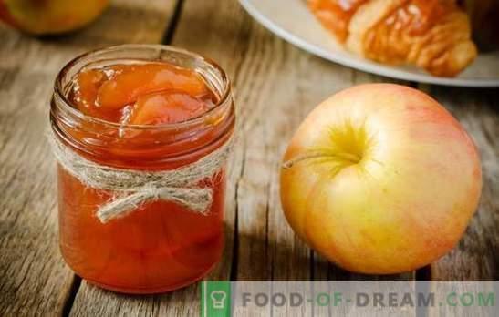 Какво да готвя от ябълки? Рецепти - морето! Опции за печене и десерти, които могат да се приготвят от ябълки