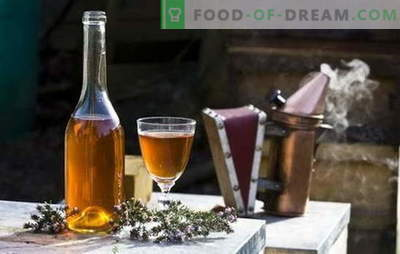 Rețete de miere la domiciliu. Mead acasă: puncte importante și nuanțe ale creării acestei băuturi
