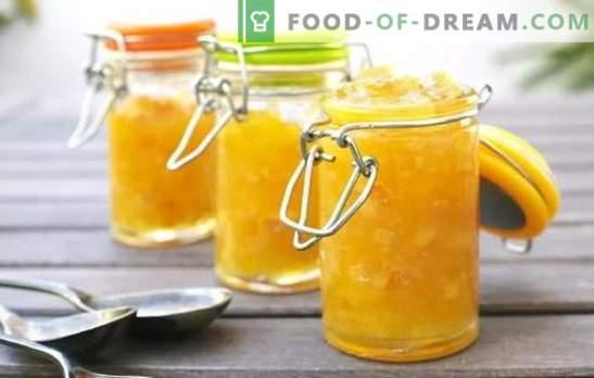 Пюре и ябълково сладко е необичайна комбинация от аромати! Доказани рецепти за вкусно пъпеш с ябълки, маково семе, тиквички