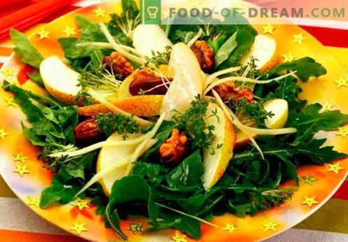 Италианска салата - доказани рецепти. Как да готвя италианска салата.